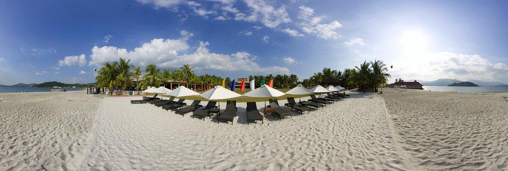 White Rock Beach Resort In Subic Zambales 360 Panorama
