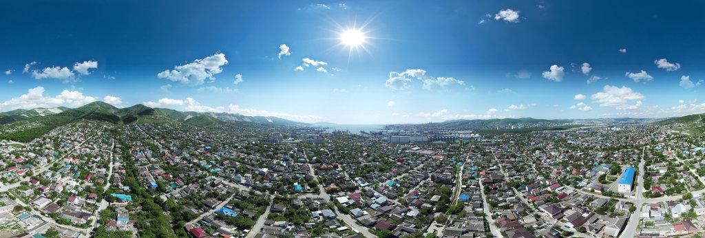 Novorossiysk. 781 mi væk. Ramenskoye.