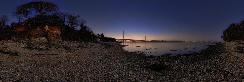 Pont De L Iroise 360 Panorama 360cities