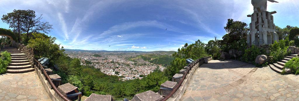 Cristo del Picacho Tegucigalpa 360 Panorama | 360Cities