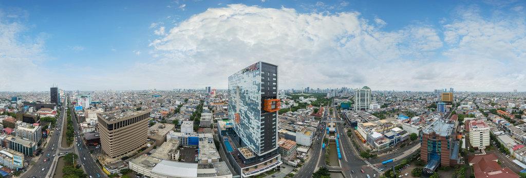 Hxc Yello Hotel Harris Vertu Hayam Wuruk Jakarta 360 Panorama 360cities