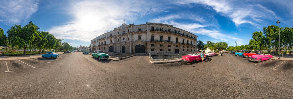 Centro Cultural Padre Felix Varela , Havanna 360 Panorama