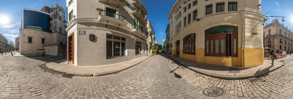 Universidad de San Gerónimo , Havanna 360 Panorama