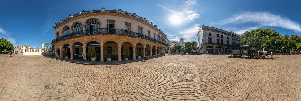 Barillo , La Habana , Kuba 360 Panorama