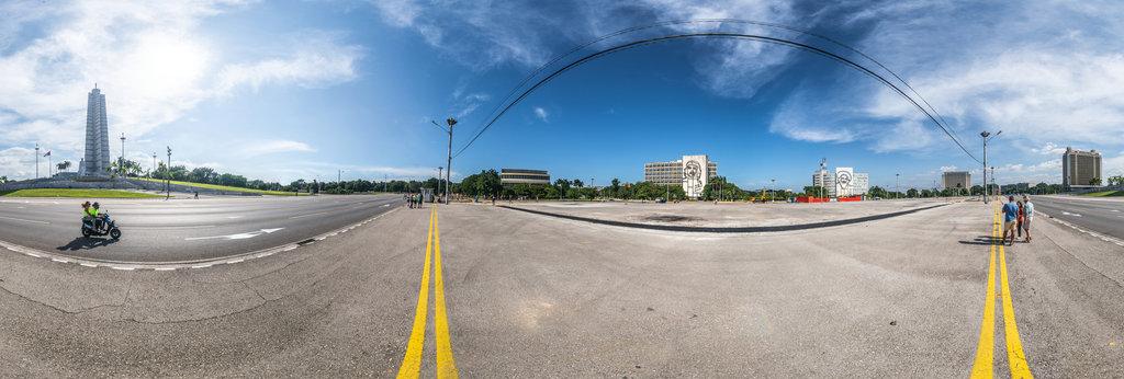 Plaza de la Revolución , Havanna 360 Panorama