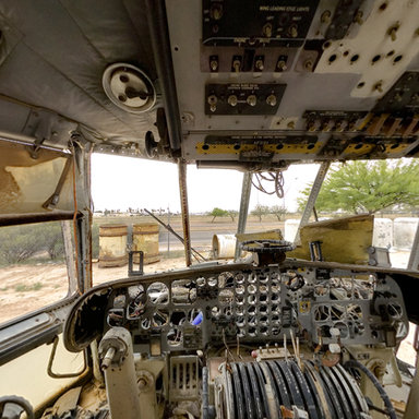 National Aircraft Inc - Airplane Junk Yard 1 360 Panorama   360Cities