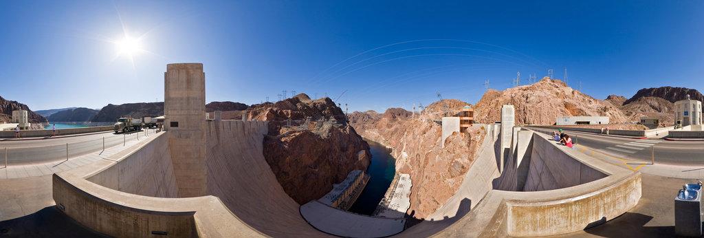 Hoover Dam, Nevada USA 360 Panorama | 360Cities