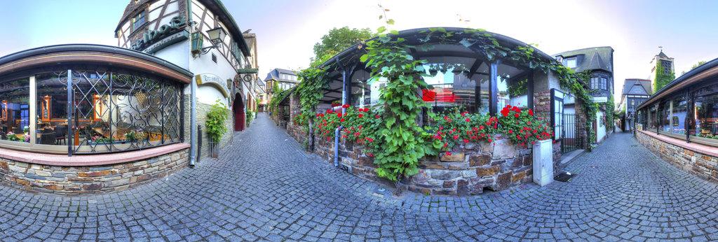 Frauen Rüdesheim am Rhein