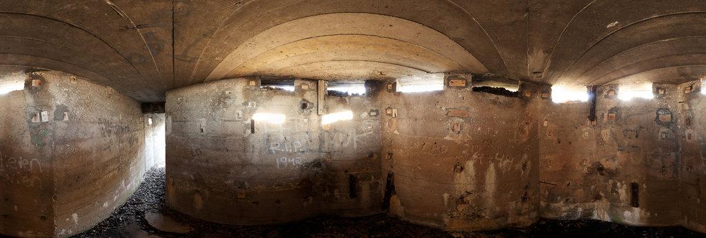 German WW2 bunker in Bodø, Norway 360 Panorama   360Cities