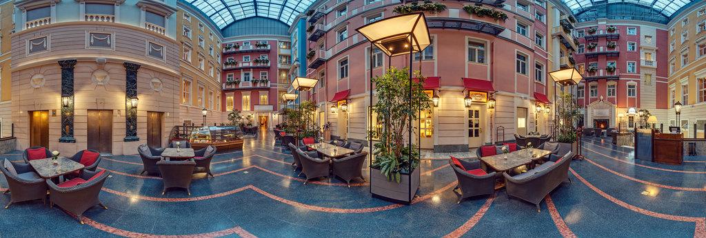 Grand Hotel Europa St  Petersburg Russia 360 Panorama